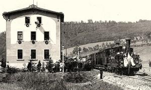 Gottleuba_Eröffnungszug1905-1