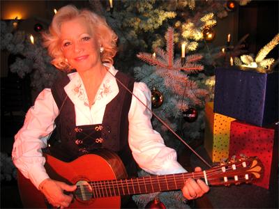 """""""Ach du liiiebe Weihnachtszeit"""" mit Dorit Gäbler 16.12.19 – 15 Uhr"""