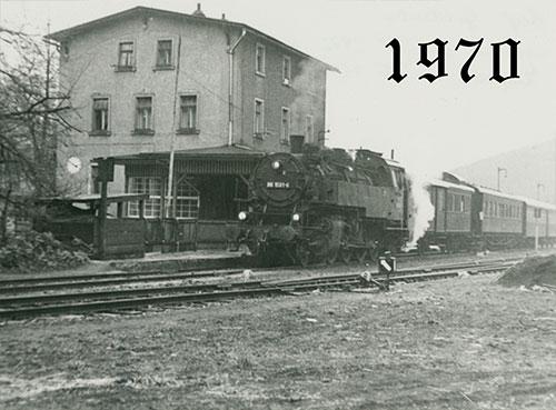"""Bahnhofsfest """"114 Jahre Bahnhof Gottleuba"""" am 27./28.04.19 – 12-17 Uhr"""