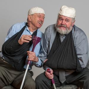 Wer sich krank lacht, bleibt gesund!  Kabarett    15.02.19  – 19 Uhr
